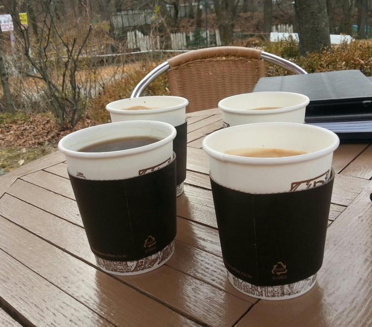 함께하는 커피