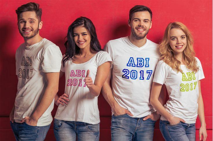 Auf unserem Blog findest du mehr Inspiration für euer Abimotto und eure Abishirts 2017