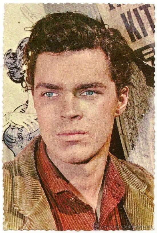 Actor Richard Beymer turns 77 today - he was born 2-20 in 1938. He's know best for his role of Tony in the 1961 film West Side Story. He also was in The Diary of Anne Frank and know for The Longest Day. He was on the TV show Twin Peaks as well.