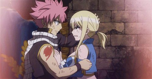 Cutie overload!! Nalu foreva! <3 This anime is too much for me!!!!!