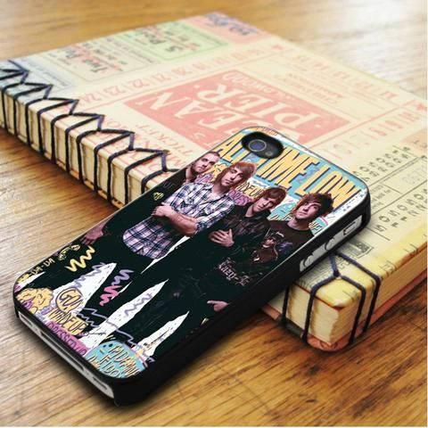 All Time Low Band Music Cover Album iPhone 5|iPhone 5S Case
