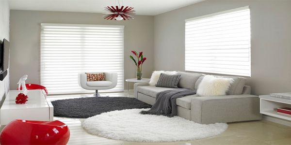 Menyelaraskan warna putih dengan ruangan anda