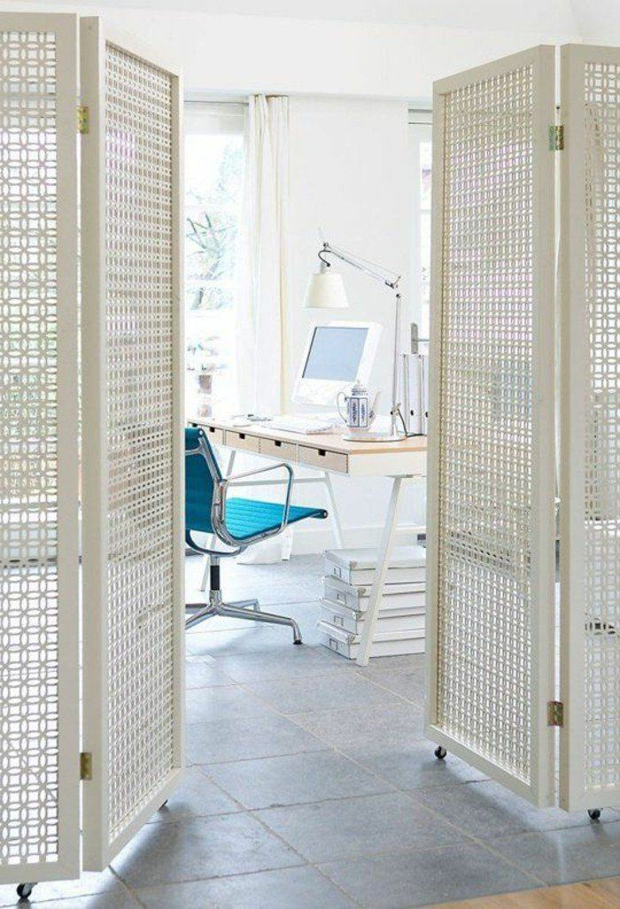 1000 ideas about porte pliante on pinterest porte for Porte pliante miroir