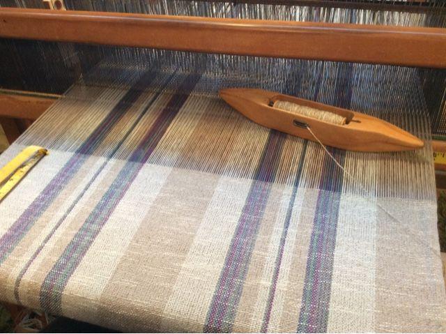 Weaving a Life: A Comfortable Rut