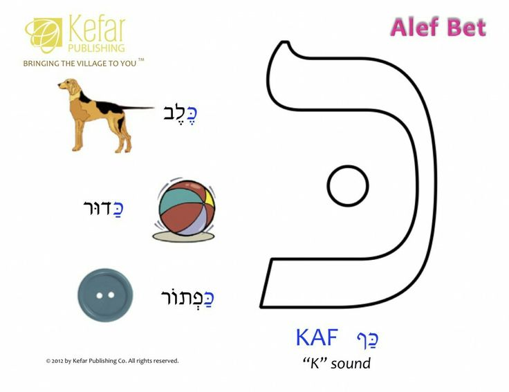 1000 Images About Hebrew Aleph Bet On Pinterest