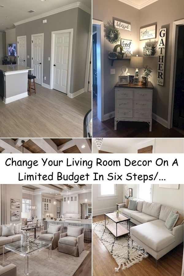 Pin On Ideas For Decor Steps to decorating living room