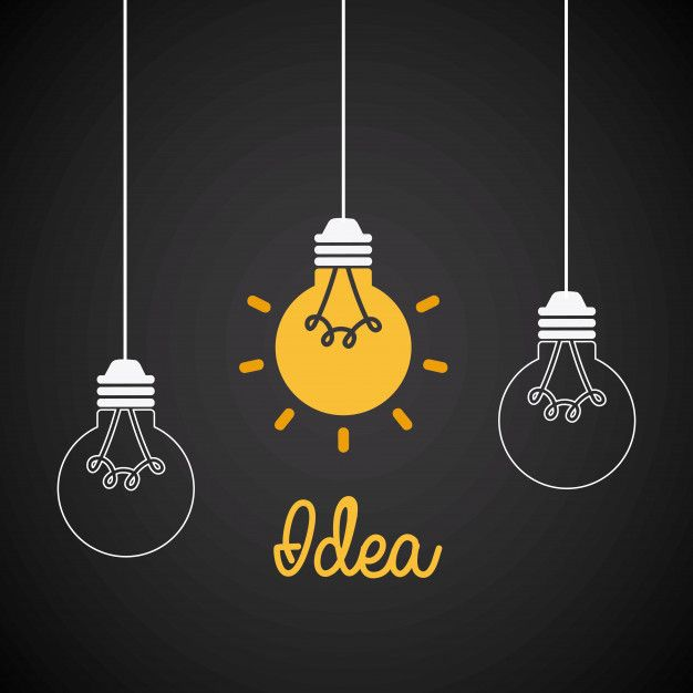 Download Idea For Free Vector Free Creative Poster Design Office Wall Design