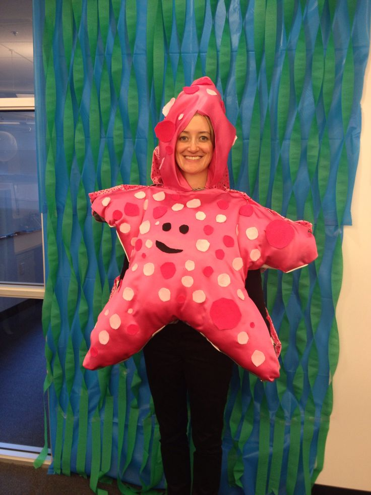 Peach the starfish costume from Finding Nemo - no sew! - Best 25+ Finding Nemo Costume Ideas Only On Pinterest Nemo