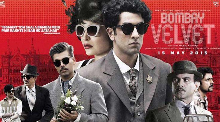 Netflix - Bombay Velvet - Bollywood - Ranbir Kapoor, Anushka Sharma
