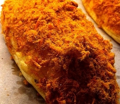 Resep Bikin Roti Abon Sapi