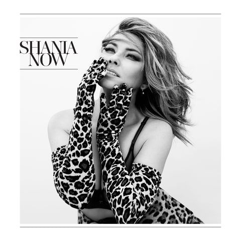 Shania Twain has announced her new album,Shania Now,and revealed its album cover.