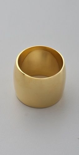 minimal jewelry--tom binns cigar ring