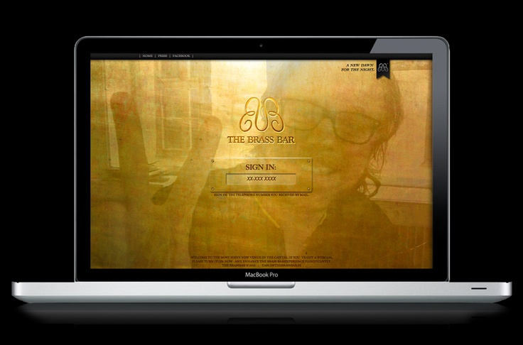 The Brass Bar - Web (with webcam shine)
