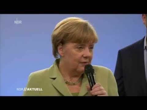PR-Desaster für Team Merkel: von Guardian bis Titanic – die Reaktionen auf #MerkelStreichelt | traveLink.