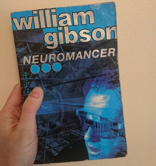 william gibson book reviews