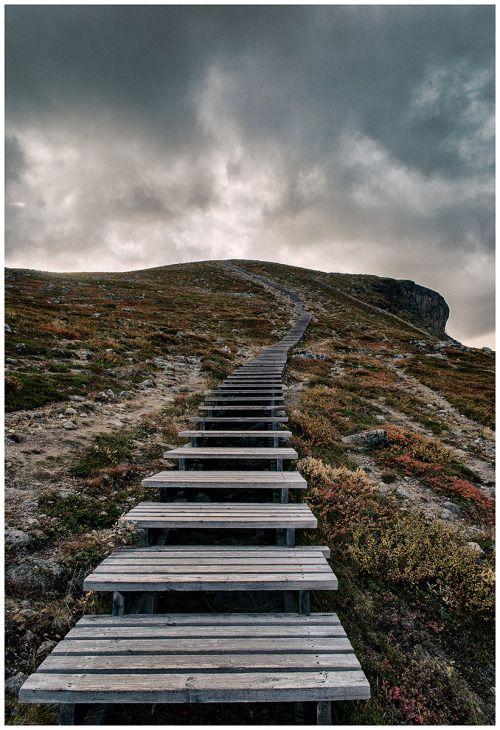 Stairway to Heaven- Copyright Teemu Tuuloskorpi