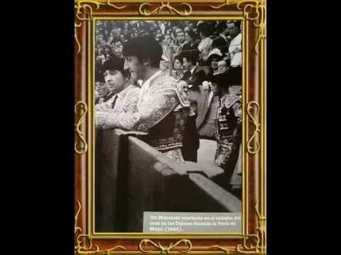 2012-08-28: 65 Aniversario de la muerte de Manolete en Linares. - YouTube