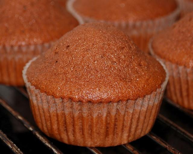 Sjokolademuffins - Chocolatemuffins -(norwegian recipe)