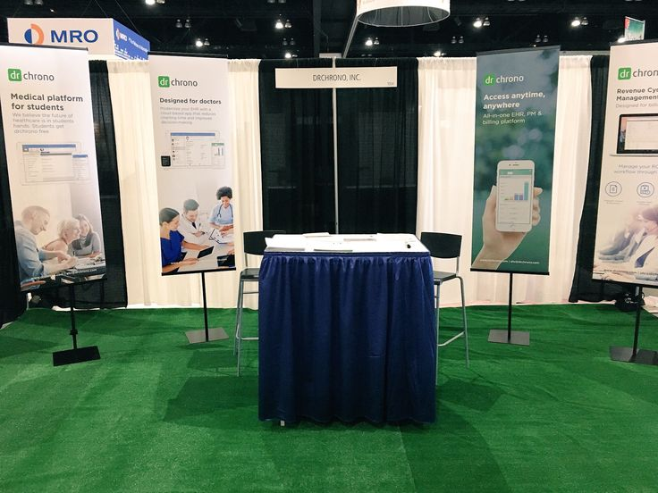 @drchrono at the #AHIMA conference this week! Free #EHR training - Booth #1054 #medicalbilling #ICD #ICD10 #RCMsoftware @AHIMAResources