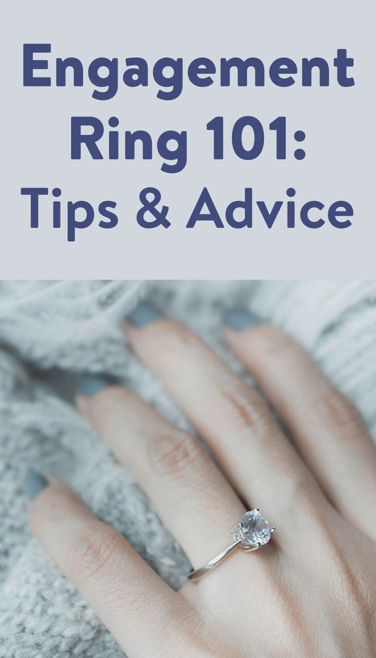 Engagement Ring Care Engagement Engagement Tips Engagement Rings
