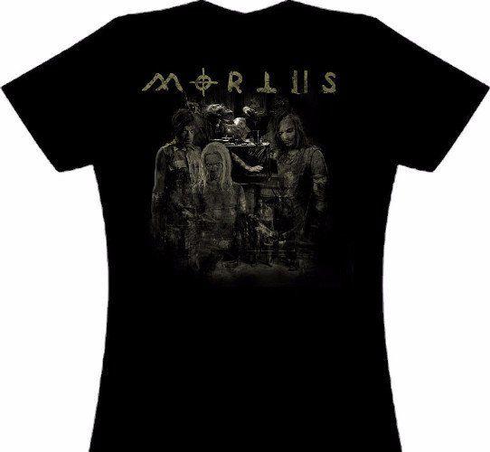 Out of Print Band Design Tour Shirt €10