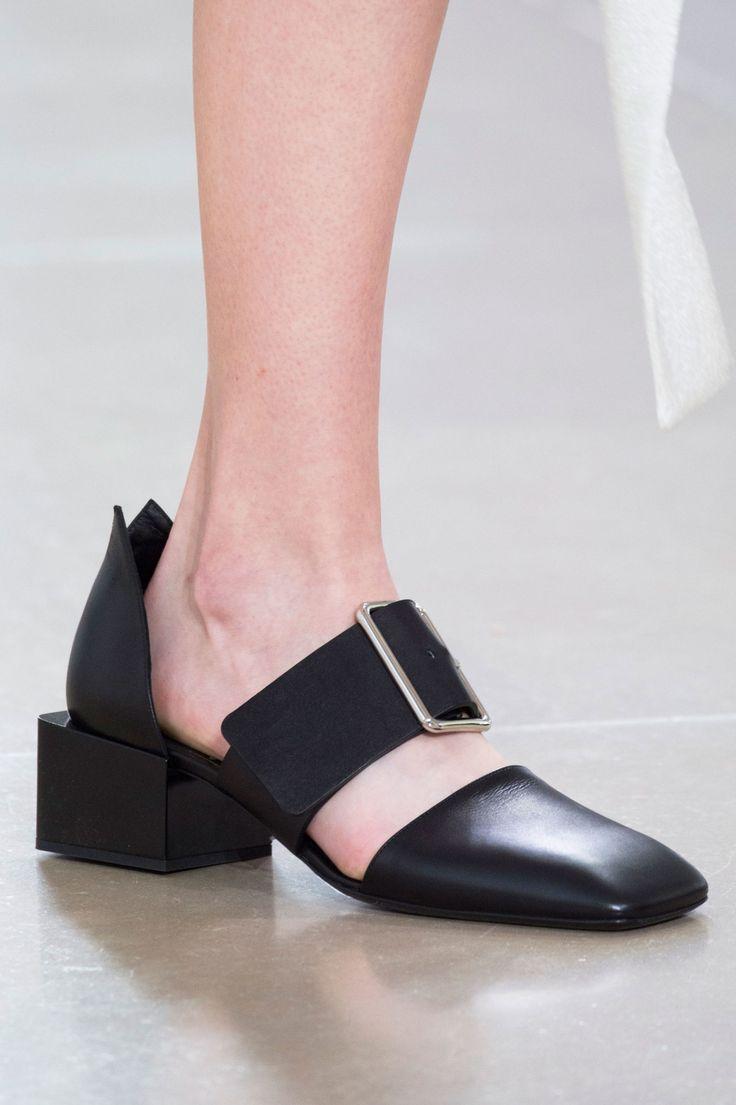 Spotlight: The Best Shoes From Milan Fashion Week - ELLE.com