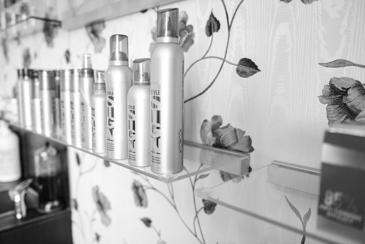 Our Style Sign hair styling range from Goldwell...