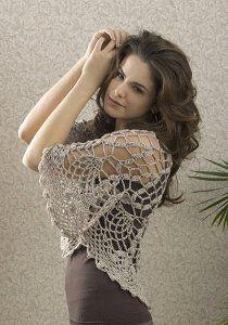 Goddess Shawl #crochet #pattern