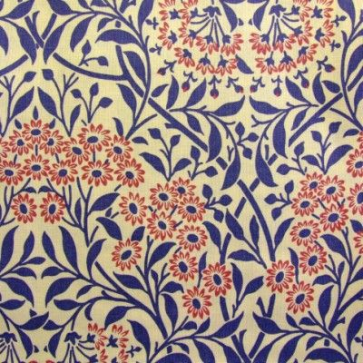 Michaelmas Daisy Fabric Designer Fabrics and Wallpapers by Sanderson, Harlequin, Morris, Osborne, Little And many more