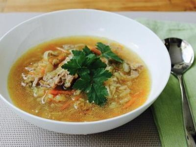 Best Lamb Shank and Vegetable Soup recipe