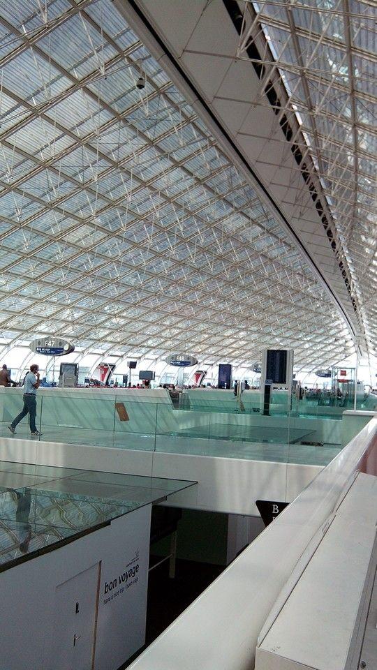 Map Paris Airports%0A Charles de Gaulle Airport