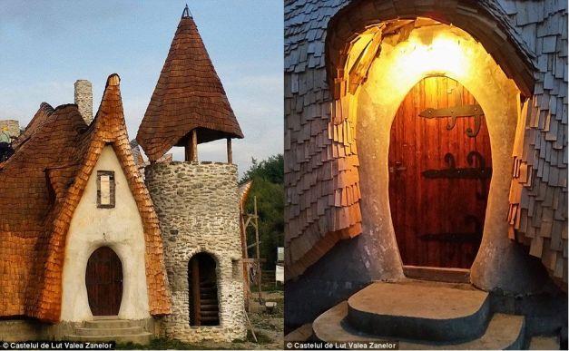 WOW, este un CASTEL 🏰 <3 :* construit din LUT, paie, nisip și lemn, se află în VALEA ZÂNELOR și impresionează turiștii străini: http://bit.ly/2aEJhvp #magazinuldecase #castellut #valeazanelor