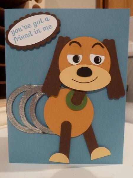 Slinky CASE by JennyConradRN - Cards and Paper Crafts at Splitcoaststampers