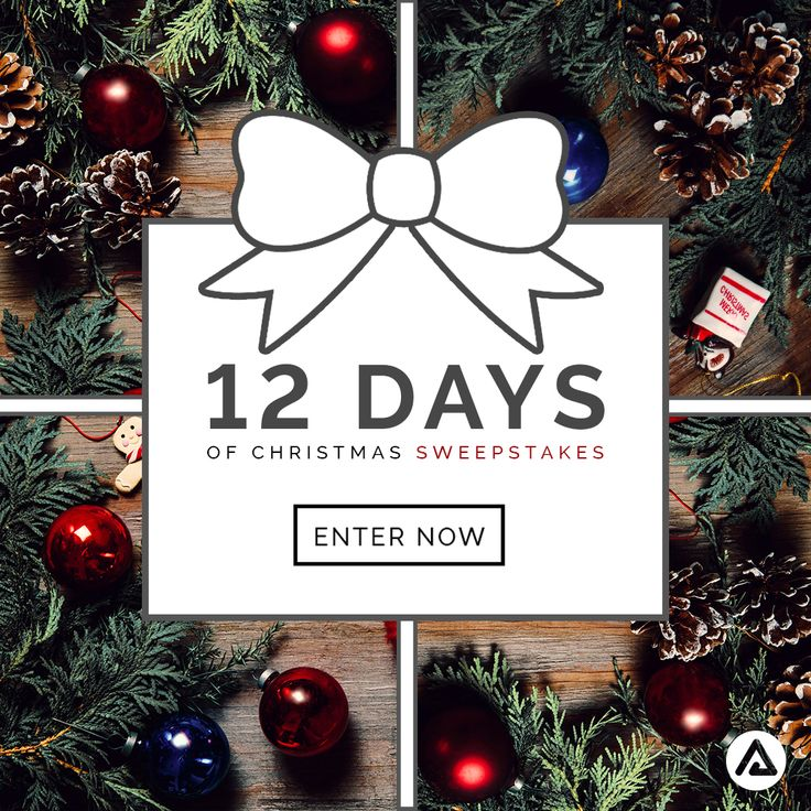 End Date: 12/29/2017, Eligibility: US/CAN Enter our #sweepstakes to #win one of our daily gifts!
