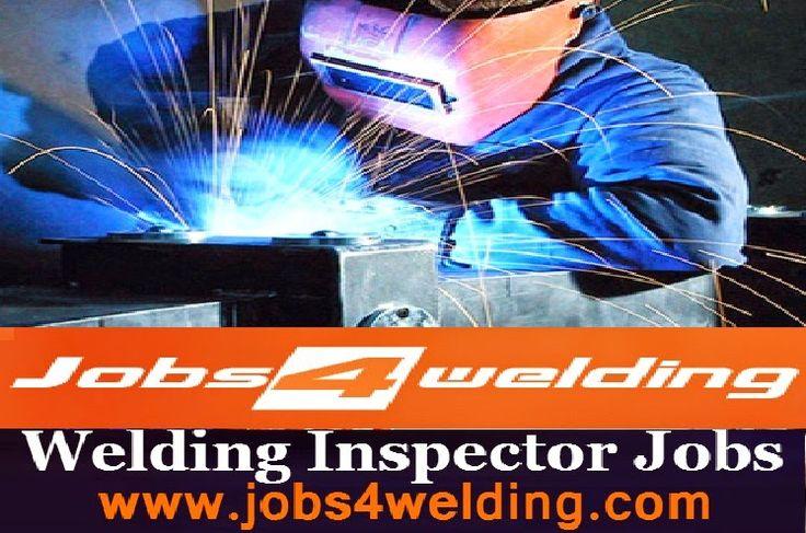 Welding Jobs | Jobs4welding | All Area Welding Jobs: Welding Inspector Job in Singapore