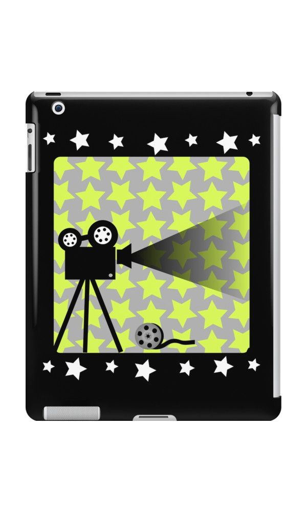 Old #movies nostalgia by cocodes #redbubble #ipad case http://www.redbubble.com/people/cocodes/works/21704624-old-movies-nostalgia?p=ipad-case