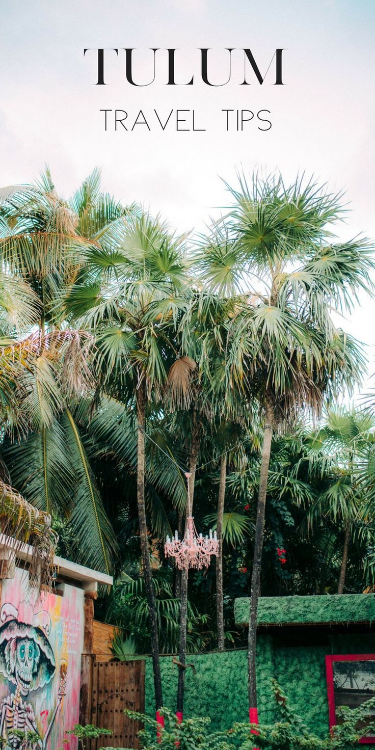 Tulum travel tips for adventurers and hipsters. Lots of photos and what to do. Tulum is the place to be at the moment!