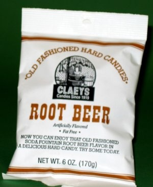 Claey's Root Beer Candy - my 2nd favorite - but I love their Sassafras candy!