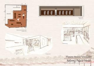 Propuesta de reforma Palacio Hindú. 2. Para ver más sobre el proyecto, pinchar en la imagen y os lleva al blog