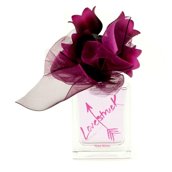 Vera Wang Lovestruck Eau De Parfum Spray - A floral fragrance for young women Exotic, sweet, juicy, sensual & inebriating Top notes of pink guava & angelica blossom Middle notes of tuberose & aquatic lotus flower Base notes of woody accords & musk Launched in 2011 Perfect for all occasions