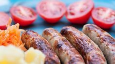 How to Cook Sausages in a Halogen Oven