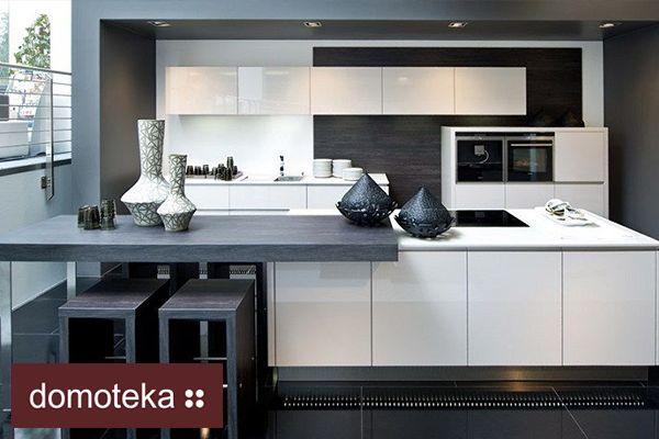Nolte to jeden z największych niemieckich producentów wyposażenia kuchennego. W jego ofercie znajdziesz wysokiej jakości meble kuchenne wykonywane na wymiar, na zamówienie, dopasowane do pomieszczenia, a przede wszystkim do Twoich potrzeb.  Zapraszamy do salonu Nolte na pierwszym piętrze Domoteki.