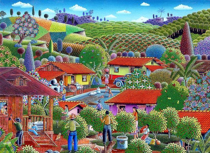 Rigoberto Melendez (Honduras) Coffee Village