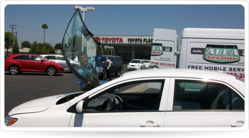 Is there a chip in the glass window of your car? Are you looking for some expert for the Glass Repair In Orange County? We at Alfa Auto Glass would do the repairs same day you will call us. This is what we are most famous for and known for and even preferred for. We understand that you need the repair as early as possible and we will make sure that your car reaches the road as early as possible.