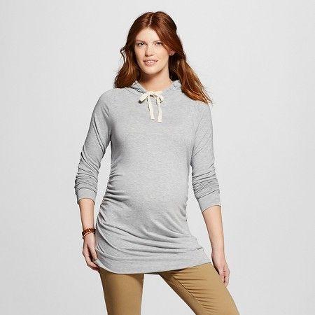 Maternity Hoodie Black - S - Liz Lange® for Target : Target