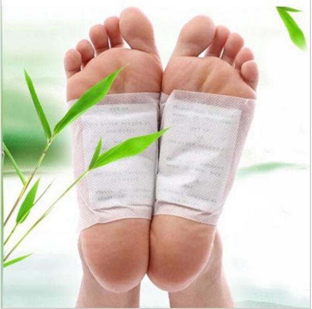 Detoxifies Slim Patch Weight Loss Foot pads Massage  Feet Care Improve Sleep Natural Plant Quintessence MR0005