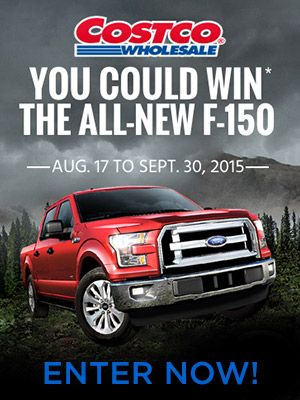 Win a Ford F-150