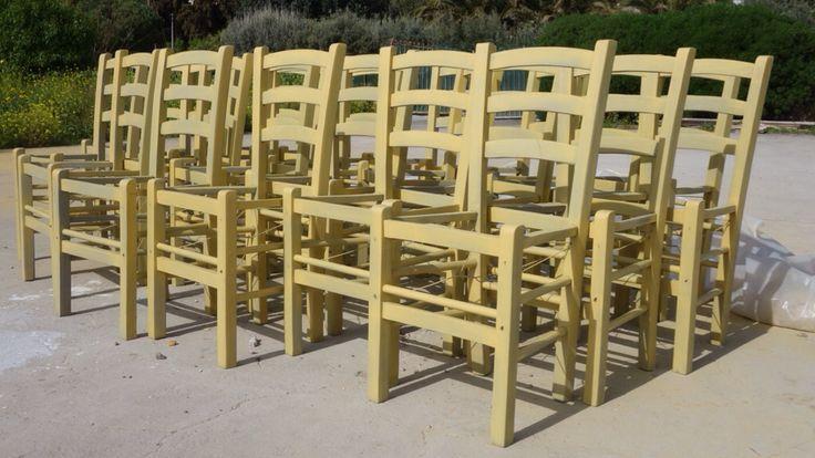 Stühle / Chairs / Καρέκλες