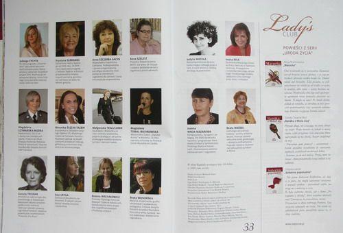 Beata Wąsowska malarka, Ladys Club, 100 kobiet województwa Śląskiego,
