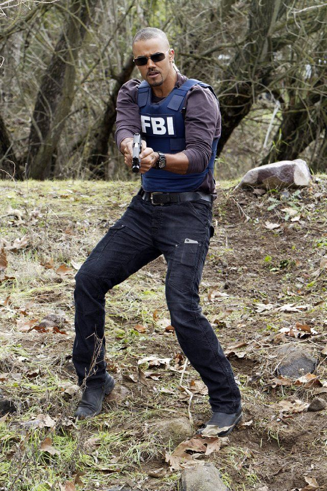 Shemar Moore in Criminal Minds